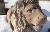 How to Make mallen voor Concrete gazon sculpturen