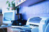 Het uitschakelen van de slaapstand kunnen overschakelen op een Printer van PK M2727 NF
