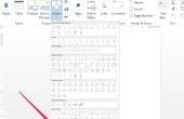 Hoe kunt u stroomdiagrammen maken in Word