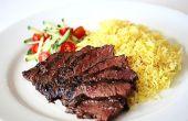 Hoe grill de perfecte Steak
