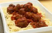 Hoe de markt een lokale Italiaans Restaurant