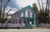 Interactieve Tools voor het kiezen van de kleur van de buitenkant huis
