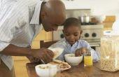 Hoeveel Calcium heeft een groeiende behoefte van het kind Per dag?
