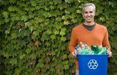 Hoe vindt u subsidies voor Recycling