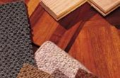 Hoe te leggen laminaatvloer Over beton en overgang naar tapijt