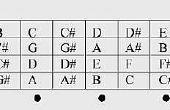 Hoe te spelen noten op de basgitaar