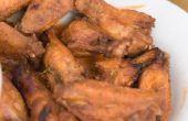 Hoe maak je vleugels door koken in bier & dan grillen