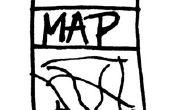 Hoe maak je een eenvoudige kaart met routebeschrijving