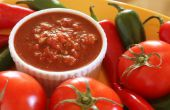 Hoe maak je een pittige Taco saus