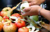 Wie de uitvinder van de Apple Peeler?