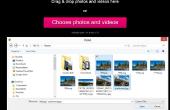 Hoe foto's uploaden naar de Flickr-Website