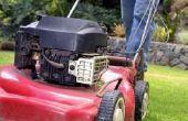 Het gebruik van een Voltmeter te testen van een spoel voor een grasmaaier