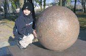 Hoe maak je een Atlas stenen schimmel