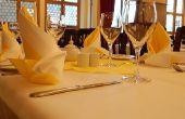 Belangrijke prestatie-indicatoren voor Restaurants