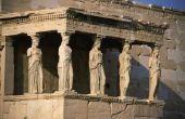 Wie Was de Ethos in de Griekse mythologie?