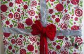 How to Gift Wrap de voordeur voor Kerstmis