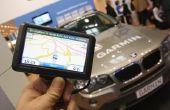 GPS op een Auto-stereo-installatie aansluiten