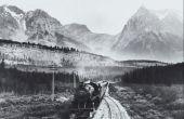 Hoe kunt u zien welke datum Railroad nagels vandaan