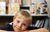 Hoe leren kinderen over mentale handicap