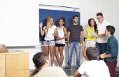 Engels presentatie onderwerpen