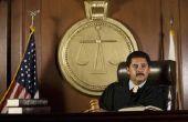 Hoe een professionele brief te schrijven aan een rechter