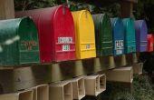 Wat Is de hoogte van een landelijke Postvak?