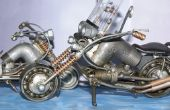 Hoe te bouwen van mijn eigen goedkope motorfiets
