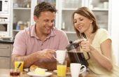 Wat te doen als uw koffie-/ theevoorzieningen-geuren azijn