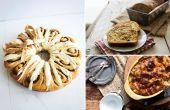 12 feestelijke ideeën voor ontbijt op eerste kerstdag