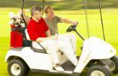 Hoe het oplossen van problemen met een EZ gaan Golf Cart achterste uiteinde