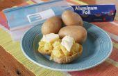 Hoe te bevriezen gebakken aardappelen