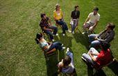 Overeenkomsten en verschillen tussen familie en groep Counseling