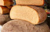 Hoe maak je je eigen glutenvrij, Low-Carb brood meel Mix