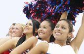 Gemakkelijk Cheerleading ambachten