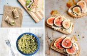 Romantische picknick voedsel ideeën