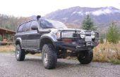 How to Build een liftuitrusting voor een vrachtwagen