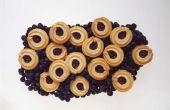 Hoe te bevriezen Shortbread koekjes