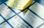Het koppelen van een cel in Excel aan een Outlook-agenda