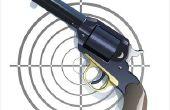 Hoe maak je een pistool-Rack