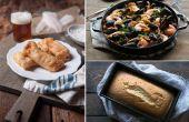 Hoe te eten alsof je op een Europese vakantie