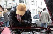 Hoe schoon auto-onderdelen