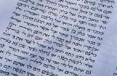 Weergave van Hebreeuws in WordPress