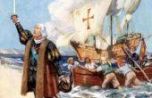 Christopher Columbus ambachten voor kleine kinderen