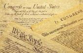 Hoe om te noemen het eerste amendement in APA formaat