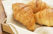 Hoe bewaart u Croissants