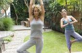 Balans oefeningen voor tieners