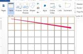 Hoe maak je een schaal van 1 tot en met 10 in Microsoft Word