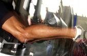 Zittend gebogen-knie Calf Raises