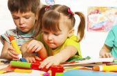 Hoe te doen Preschool oriëntatie als onderwijzer
