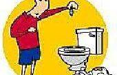 Hoe de behandeling van diarree met huismiddeltjes